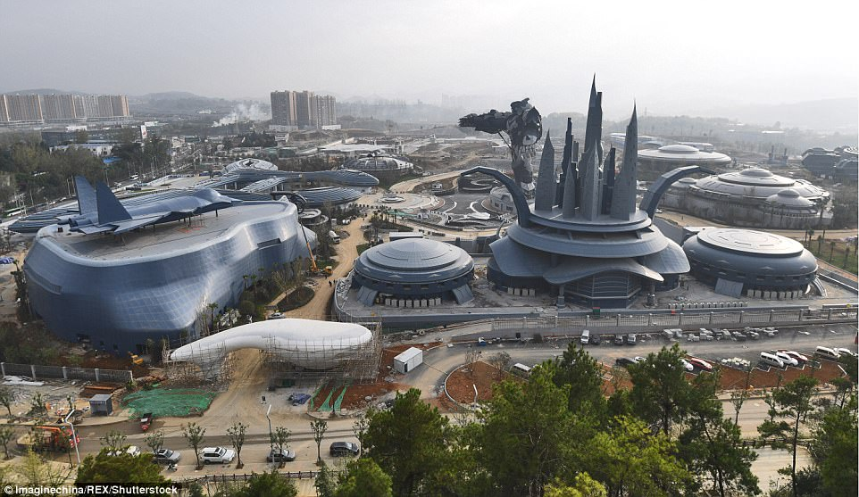 East Science Valley - VR Park in China